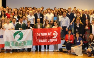 ETUFs youth conference
